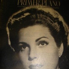 Cine: REVISTA PRIMER PLANO, 1944, AÑO V, Nº 196, ESPECIAL, ISABELITA DE POMÉS, JESÚS TORDESILLAS, MARTE H. Lote 34088139