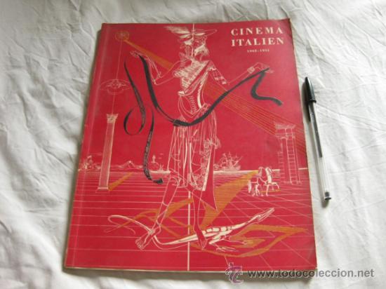 REVISTA DE CINE ITALIANO CINEMA ITALIEN 1945 - 1951 (Cine - Revistas - Otros)