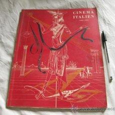 Cine: REVISTA DE CINE ITALIANO CINEMA ITALIEN 1945 - 1951. Lote 34268085