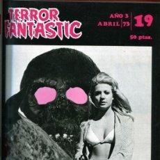 Cine: TERROR FANTASTIC COMPLETA. Lote 34297217