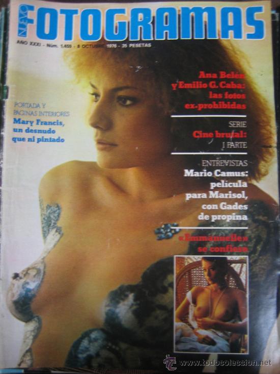 REVISTA FOTOGRAMAS Nº 1459 MARY FRANCIS (Cine - Revistas - Fotogramas)
