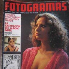Cine: REVISTA FOTOGRAMAS Nº 1439 MARY FRANCIS ORNELLA MUTI. Lote 34455378