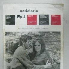 Cine: NOTICIARIO - PRESS-BOOK DEL FILM DE VITTORIO COTTAFAVI - LOS CIEN CABALLEROS. Lote 34602689