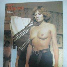 Cine: NUEVO FILM-SEX - Nº 8 - AÑO 1977 - MARY FRANCIS PORTADA. Lote 34602790