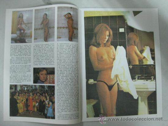 Cine: NUEVO FILM-SEX - Nº 8 - AÑO 1977 - MARY FRANCIS PORTADA - Foto 3 - 34602790