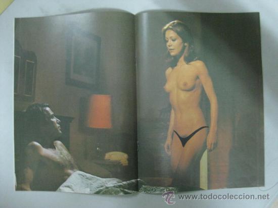 Cine: NUEVO FILM-SEX - Nº 8 - AÑO 1977 - MARY FRANCIS PORTADA - Foto 6 - 34602790