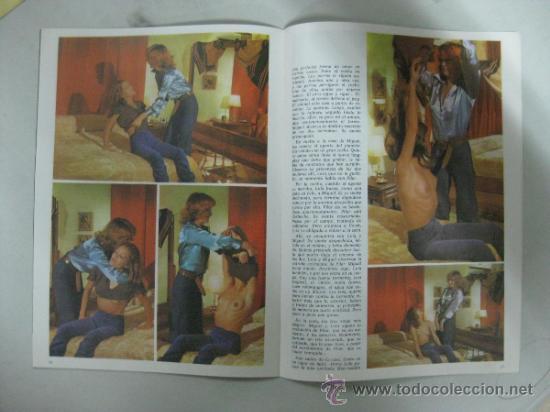 Cine: NUEVO FILM-SEX - Nº 8 - AÑO 1977 - MARY FRANCIS PORTADA - Foto 7 - 34602790