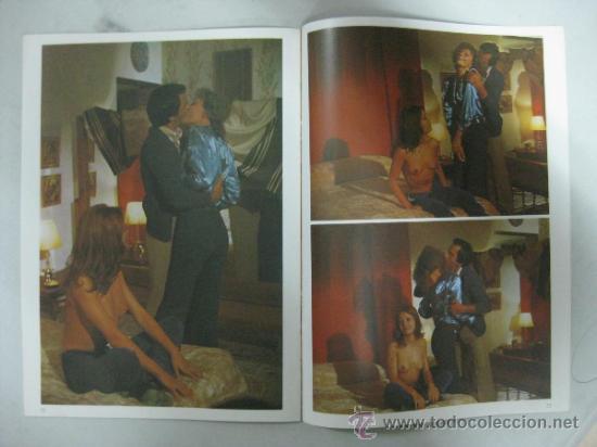 Cine: NUEVO FILM-SEX - Nº 8 - AÑO 1977 - MARY FRANCIS PORTADA - Foto 8 - 34602790
