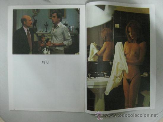 Cine: NUEVO FILM-SEX - Nº 8 - AÑO 1977 - MARY FRANCIS PORTADA - Foto 12 - 34602790
