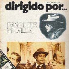 Cine: LOTE DE 4 REVISTAS DIRIGIDO POR.... Lote 34652054
