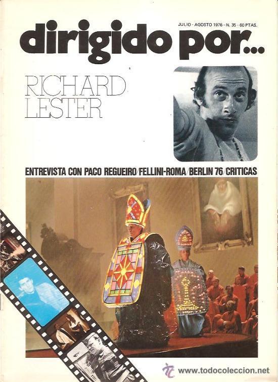 Cine: Lote de 4 revistas Dirigido por... - Foto 4 - 34652071