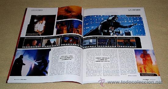 Cine: Colección STAR WARS - Cinemanía 2005 - ¡¡¡NUEVOS!!! (Envío GRATIS) - Foto 3 - 34686757