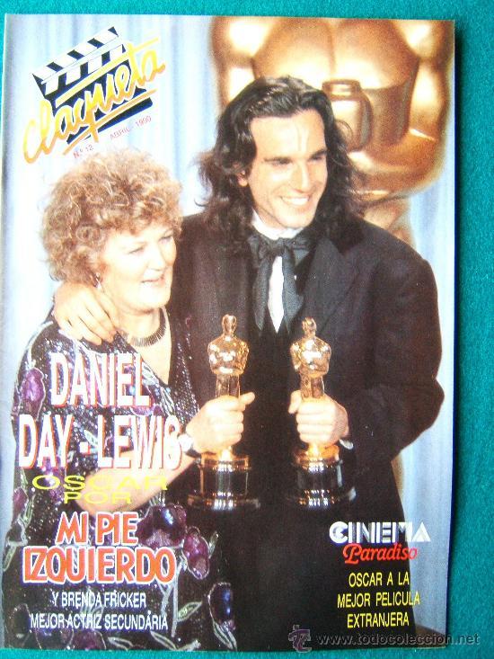 CLAQUETA - REVISTA DE CINE - Nº 12 - DIRECTOR ANTONIO LLORENS OLIVE - ILUSTRADA - 1990 - 1ª EDICION (Cine - Revistas - Claqueta)