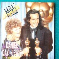 Cine: CLAQUETA - REVISTA DE CINE - Nº 12 - DIRECTOR ANTONIO LLORENS OLIVE - ILUSTRADA - 1990 - 1ª EDICION. Lote 34847740