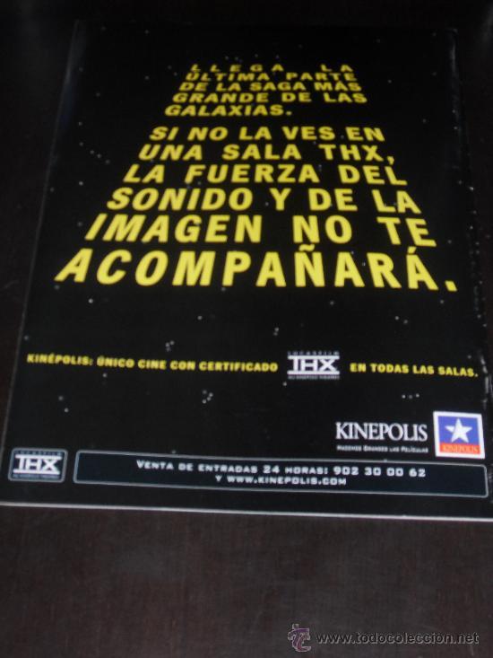 Cine: STAR WARS. lote Cinemania Ataque de los clones - Foto 6 - 34594653