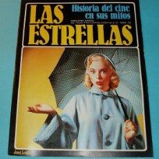 Cine: LOTE DE 4 REVISTAS DE LAS ESTRELLAS. Lote 34904602