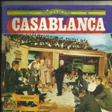 Cine: PAPELES DE CINE CASABLANCA NUM 43 EXTRA VERANO 1984 HITCHCOCK CANNES. Lote 34971278