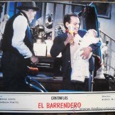 Cine: CANTINFLAS - EL BARRENDERO - 12 FOTOCROMOS DE FILMAYER. Lote 35067777