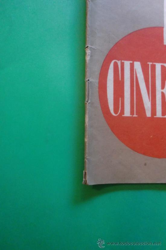 Cine: CINEMA Nº 29 01/06/1947 EL TAMBOR DEL BRUCH DE IQUINO - ROGER FURSE - JAMES STEWART - SUSAN HAYWARD - Foto 3 - 35309269