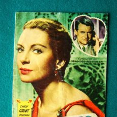 Cine: TU Y YO - LEO MCCAREY - CARY GRANT - DEBORAH KERR - ARGUMENTO Y FOTOS - 1959. Lote 35313467