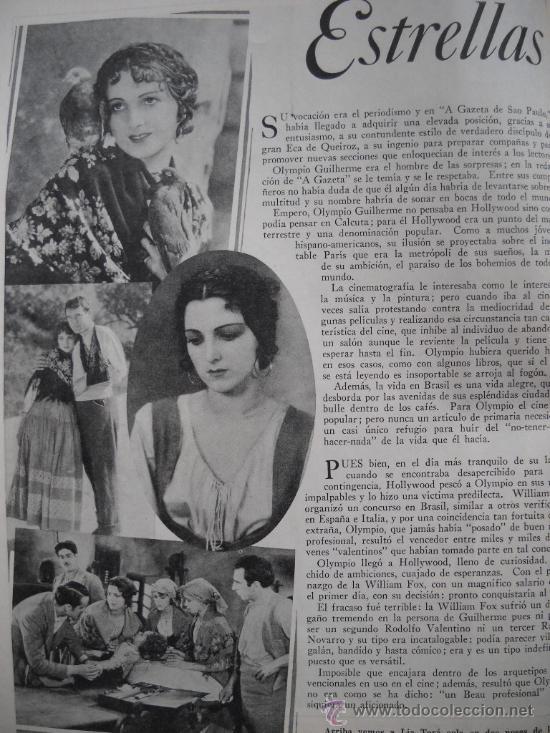 Cine: CINELANDIA - Octubre de 1929 - Foto 2 - 35331651