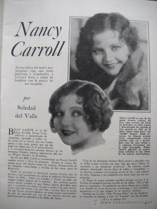 Cine: CINELANDIA - Octubre de 1929 - Foto 3 - 35331651