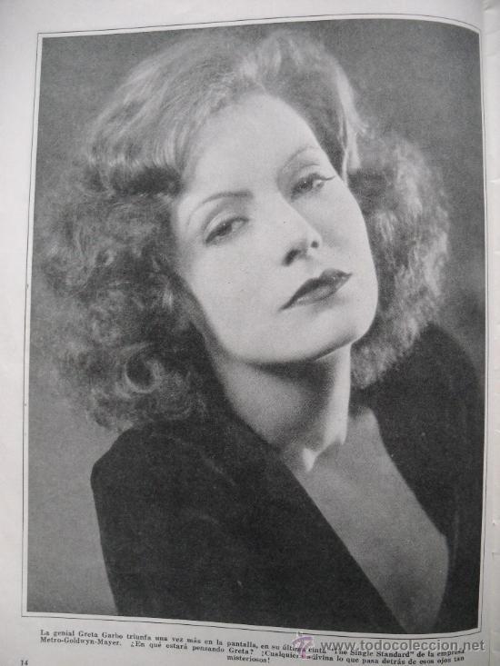 Cine: CINELANDIA - Noviembre 1929 - Foto 3 - 35331863