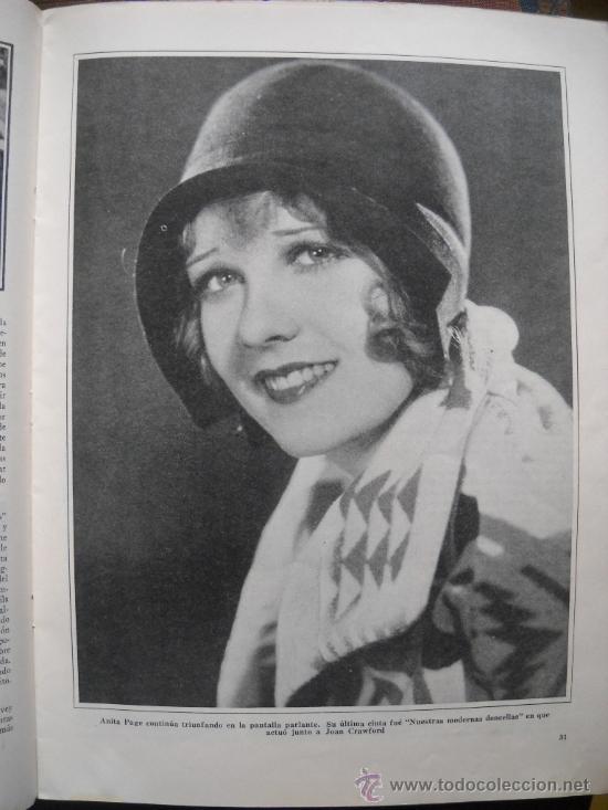 Cine: CINELANDIA - Noviembre 1929 - Foto 8 - 35331863