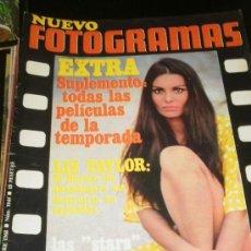 Cine: FOTOGRAMAS Nº 1044 - OCTUBRE 1968 - MONICA RANDALL / SUPERMAN / ELSA MARTINELLI / LIZ TAYLOR. Lote 35381273