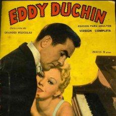Cine: EDDY DUCHIN. MANDOLINA, 1959. ILUSTRADO. Lote 35425240