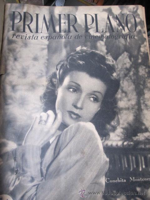 REVISTA CINE PRIMER PLANO - 24 PRIMEROS NUMEROS EN UN TOMO 20 OCT 1940 A 30 MARZO 1941 (Cine - Revistas - Primer plano)