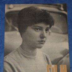 Cine: REVISTA FILM IDEAL Nº 44, 15 MARZ 1960 PORTADA MARICARMEN AYMAT EN LOS CHICOS.. Lote 35625189