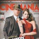 Cine: CINEMANIA N. 209 FEBRERO 2013 - EN PORTADA: RYAN GOSLING & EMMA STONE (NUEVA). Lote 95775483