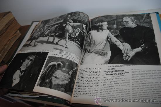 Cine: AÑOS 1977 A 1988 REVISTA CINE REVUE. 37 TOMOS. UNA REVISTA ICONO DEL CINE DE LA TRANSICION. FRANCES - Foto 6 - 35809935