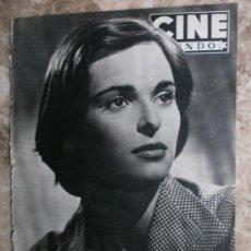Cine: CINE MUNDO Nº31.1952.LUCIA BOSE,E.TAYLOR,C.CHAPLIN,A.GARDNER,K.DOUGLAS,R.HAYWORTH,E.KEYES.. Lote 36045033