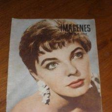 Cine: REVISTA IMAGENES - Nº 179 - JUNIO 1959 - JOAN COLLINS. Lote 36656343