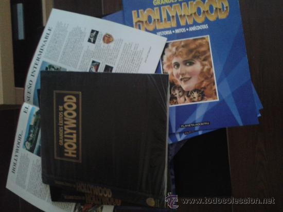 GRANDES EXITOS DE HOLLYWOOD (Cine - Revistas - Otros)
