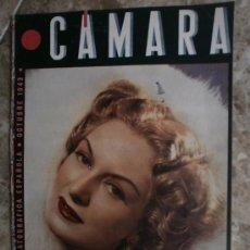 Cine: CAMARA Nº25.1943.MARTA SANTAOLALLA,G.GARBO,MARGO,S.SIDNEY,R.DURAN,C.DE VARGAS,J.BENNETT,H.LAMARR.. Lote 36237340