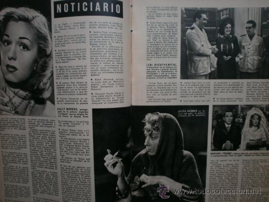 Cine: CAMARA Nº25.1943.MARTA SANTAOLALLA,G.GARBO,MARGO,S.SIDNEY,R.DURAN,C.DE VARGAS,J.BENNETT,H.LAMARR. - Foto 2 - 36237340