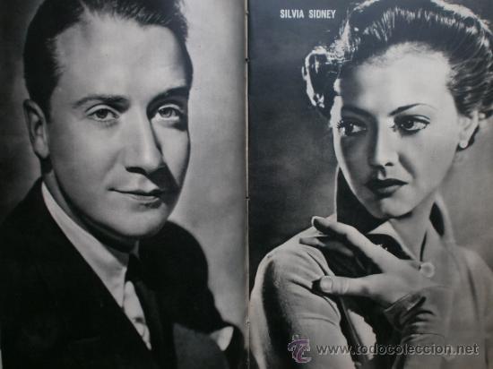 Cine: CAMARA Nº25.1943.MARTA SANTAOLALLA,G.GARBO,MARGO,S.SIDNEY,R.DURAN,C.DE VARGAS,J.BENNETT,H.LAMARR. - Foto 5 - 36237340