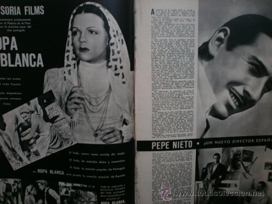 Cine: CAMARA Nº25.1943.MARTA SANTAOLALLA,G.GARBO,MARGO,S.SIDNEY,R.DURAN,C.DE VARGAS,J.BENNETT,H.LAMARR. - Foto 8 - 36237340