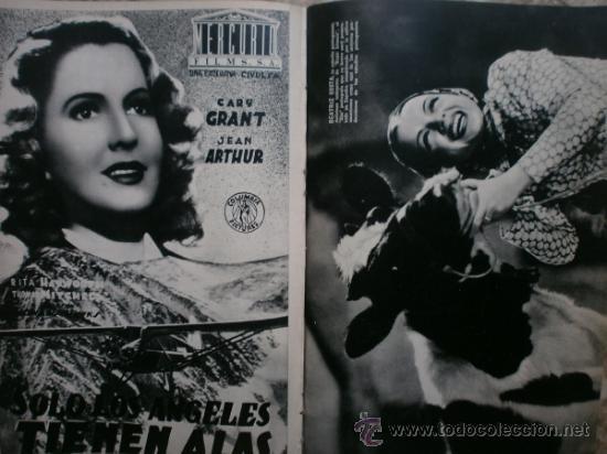 Cine: CAMARA Nº25.1943.MARTA SANTAOLALLA,G.GARBO,MARGO,S.SIDNEY,R.DURAN,C.DE VARGAS,J.BENNETT,H.LAMARR. - Foto 14 - 36237340