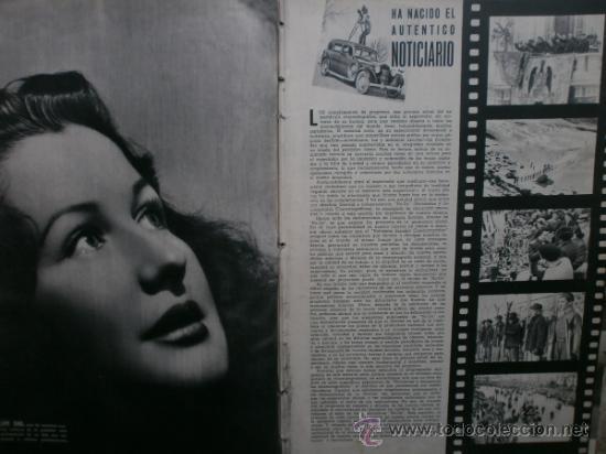 Cine: CAMARA Nº17.1943.IRENE VON MEYENDORFF,J.FONTAINE,C.BRUCE,T.BOTAS,A.GARDNER,K.HEPBURN,W.BIRGEL. - Foto 2 - 36240422