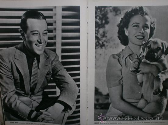Cine: CAMARA Nº17.1943.IRENE VON MEYENDORFF,J.FONTAINE,C.BRUCE,T.BOTAS,A.GARDNER,K.HEPBURN,W.BIRGEL. - Foto 5 - 36240422
