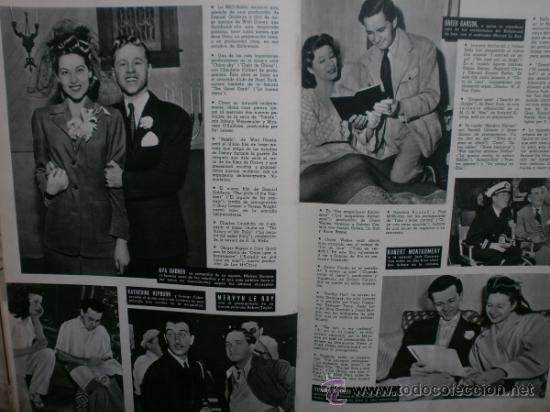 Cine: CAMARA Nº17.1943.IRENE VON MEYENDORFF,J.FONTAINE,C.BRUCE,T.BOTAS,A.GARDNER,K.HEPBURN,W.BIRGEL. - Foto 11 - 36240422
