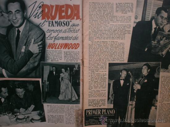 Cine: PRIMER PLANO Nº616. 1952.LOLA FLORES,R.WIDMARK,D.FINAYRE,M.LEGRAND,E.HEAD,J.COLLINS,M.BRANDO. - Foto 2 - 36235779