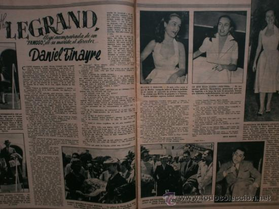 Cine: PRIMER PLANO Nº616. 1952.LOLA FLORES,R.WIDMARK,D.FINAYRE,M.LEGRAND,E.HEAD,J.COLLINS,M.BRANDO. - Foto 3 - 36235779