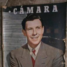 Cinéma: CAMARA Nº74.1946.GEORGE MURPHY,M.CABRE,J.STEWART,R.MAC DOWALL,E.GUITART,R.COLMAN,H.LLOYD,S.GRANGER.. Lote 36251405