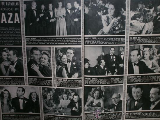 Cine: CAMARA Nº5.1942.IMPERIO ARGENTINA,G.GARBO,M.DIETRICH,C. LOMBARD, G. MONTGOMERY, G. ROGERS, G. COOPER - Foto 7 - 36250943