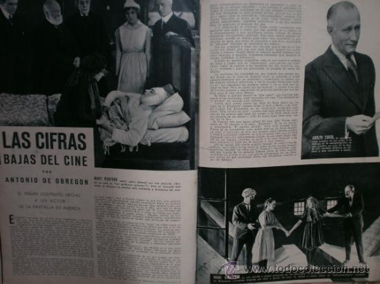 Cine: CAMARA Nº5.1942.IMPERIO ARGENTINA,G.GARBO,M.DIETRICH,C. LOMBARD, G. MONTGOMERY, G. ROGERS, G. COOPER - Foto 10 - 36250943